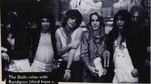120. with Todd Rundgren.
